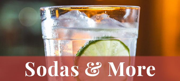 sodas and more