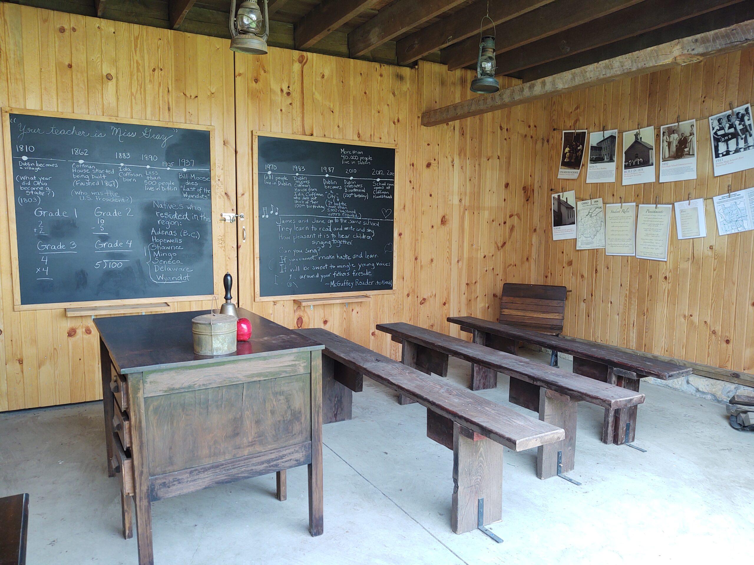 Replica School House Image 2
