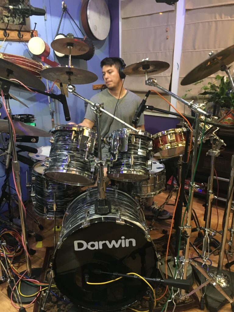 Drum Lessons and Custom Backing Tracks