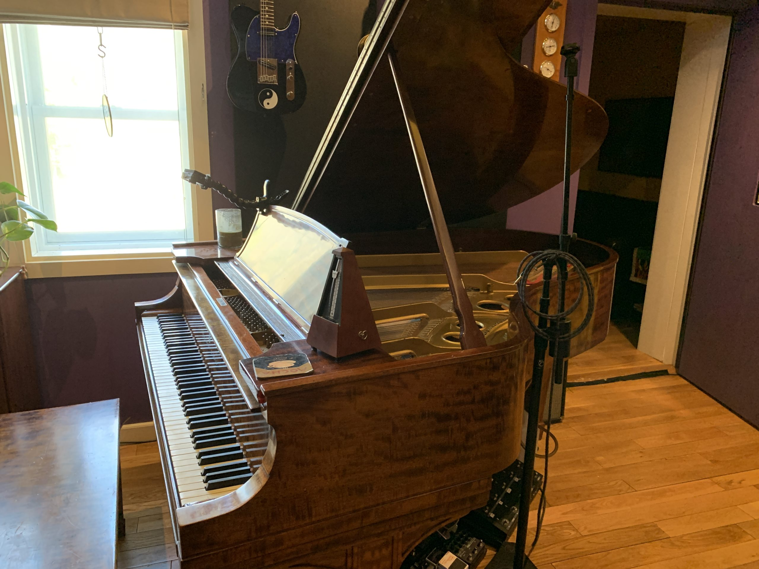 Studio equipment Piano