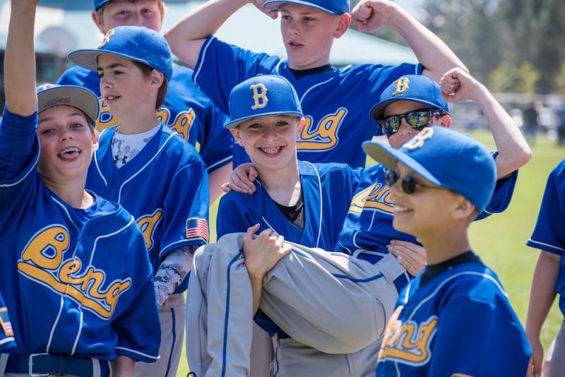 Baseball 11 Staff