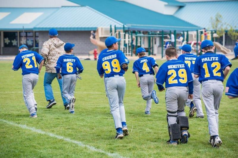 Baseball 21 Volunteer