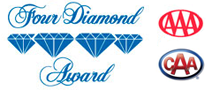 CAA Four Diamond Award