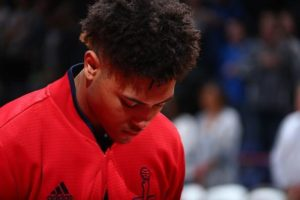 Kelly Oubre might be the answer for the Wizards