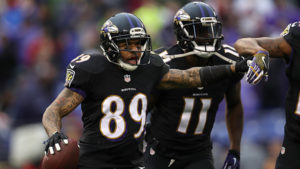 Steve Smith; Last game against Bengals