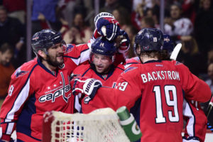 Ovechkin goes for 1,000 as Caps Face Penguins
