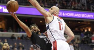 Marcin Gortat's consistency vital for Washington Wizards' success