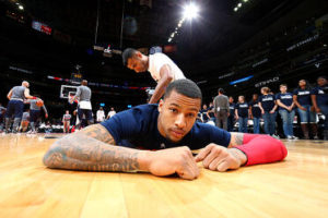 Trey Burke is Optimistic despite new role