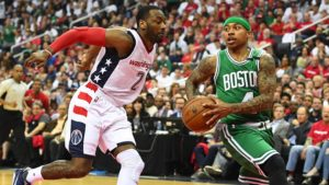 Celtics pay it forward and give Wizards a taste of their own medicine