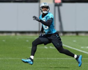 Recap of Day 1 of Carolina Panthers training camp