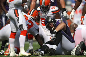 Ravens Injury Update: Marshal Yanda and Bam Bradley