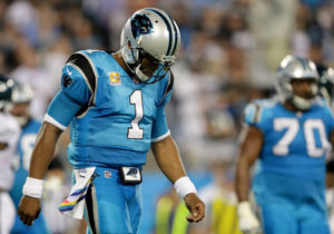 Cam Newton Lacking Leadership Skills