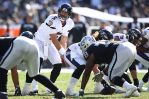 Ravens Offense Improves
