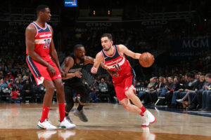 Washington Wizards blown out by Charlotte Hornets, 122-105