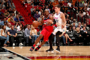 Washington Wizards get blown out by Miami, 129-101