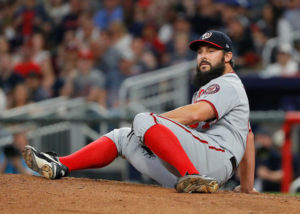 Tanner Roark looked like the Tanner of old in 8-1 win