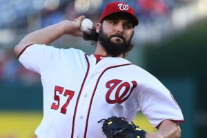 Nationals lose third straight in 2-1 loss to Rockies
