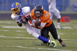 Hopewell Blue Devils with Decisive 41-0 Victory