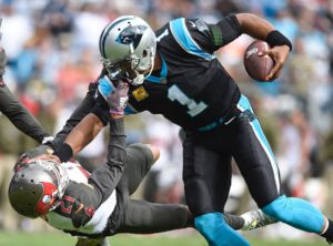 Panthers Looking to Breathe Life Into Playoff Hopes As They Visit the Browns