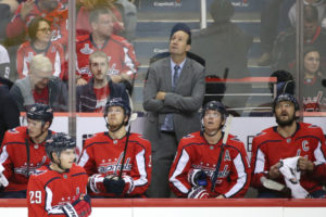 Capitals' Inconsistency Continues During Homestand