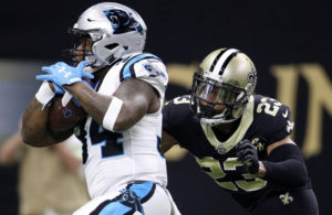 Caroline Is Finally Sweet Again as the Panthers Close Out the Season With 33-14 Win Over Saints