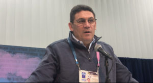 Ron Rivera Answers Questions About Cam and This Year's QB Class At the NFL Combine (Video)