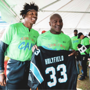 Fans and Stars Alike Came Out to Kick It With Cam (Photos)