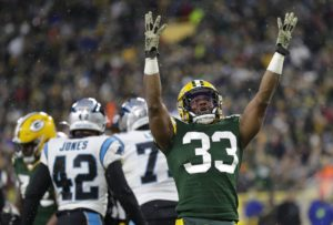 By the Slimmest of Margins: Panthers Fall to Packers 24-18