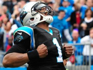 Panthers Officially Release Cam Newton