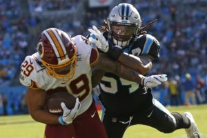 Redskins Run Wild As Panthers Fall at Home 29-21