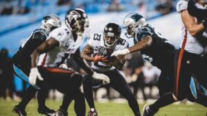 Panthers Slip and Slide to 3-5 After 25-17 Home Loss to Falcons