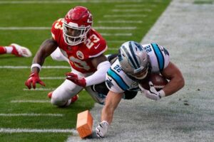 Close But No Cigar, Carolina Panthers Drop Close One to Kansas City Chiefs 33-31