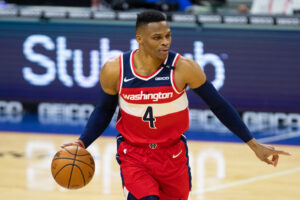 Wizards Roster and Starting Lineup vs. Hawks; Will Russell Westbrook Play?