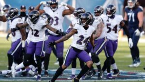 Baltimore Ravens Avenge Last Season's Playoff Loss to Titans With 20-13 Wild Card Win