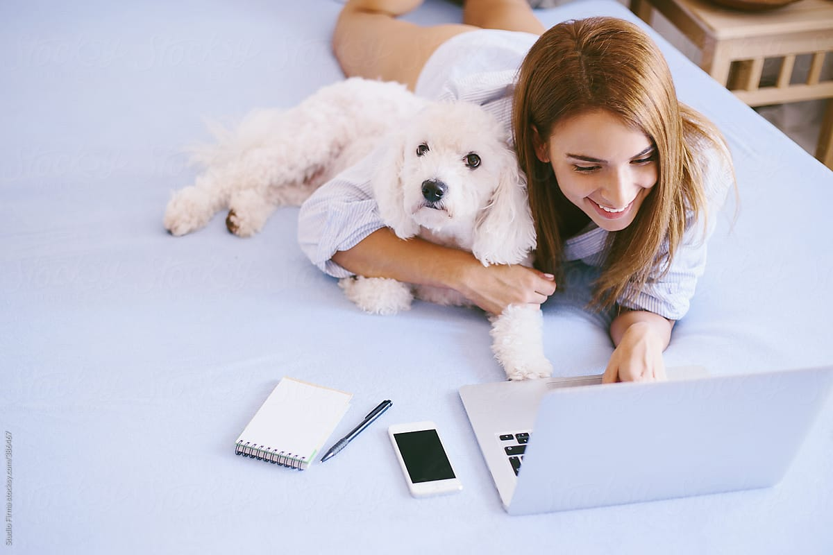 pets can help reduce your stress and depression - wittyculture