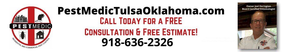 Pest Medic Tulsa Oklahoma Pest Control Exterminator