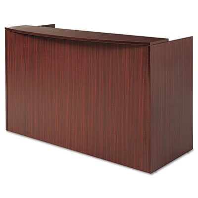 Alera Valencia Reception Desk with Transaction Counter