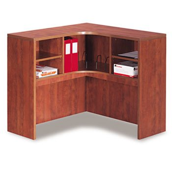 Alera Valencia Corner Open Storage Hutch