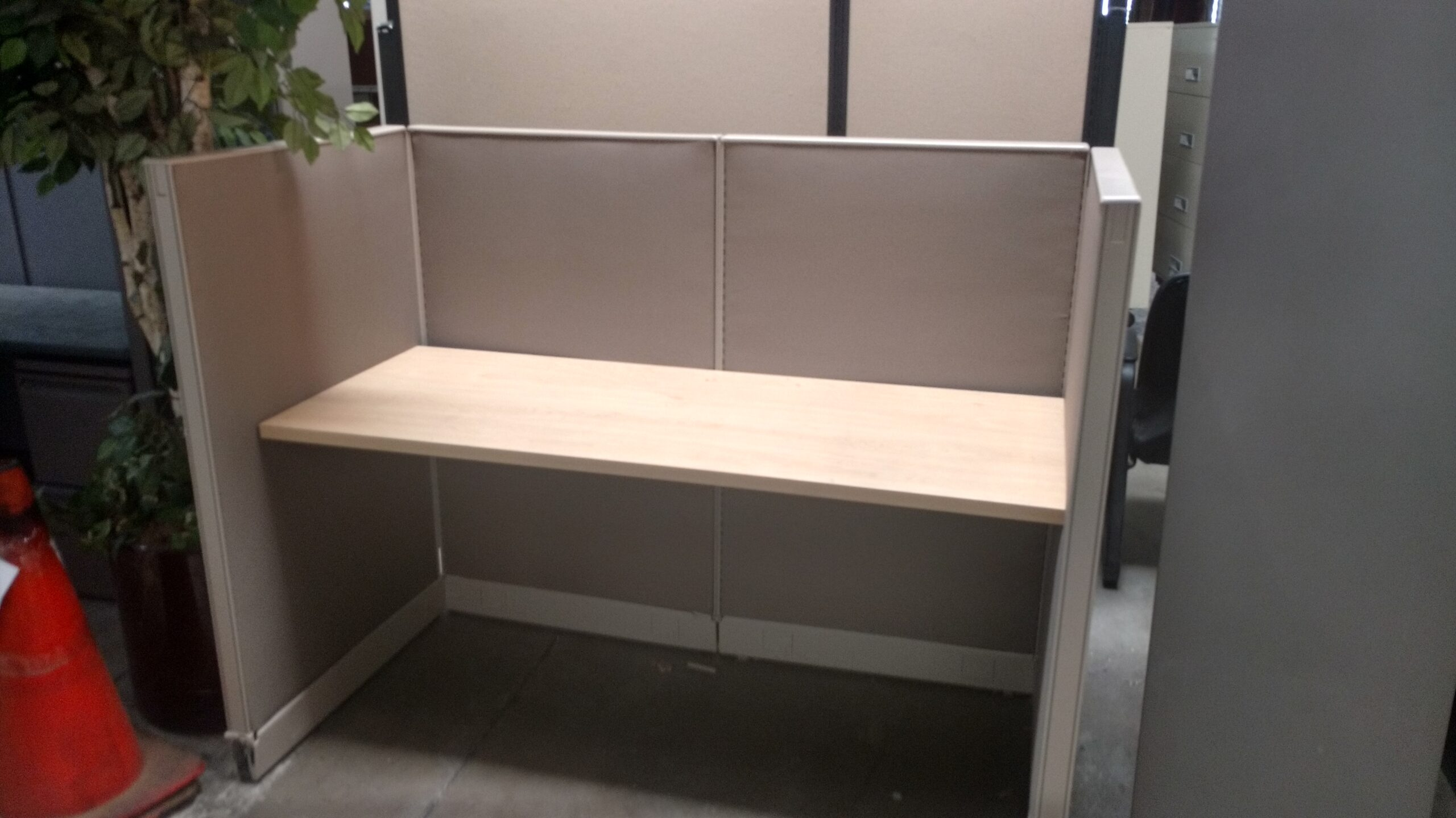 Used Call Station Cubicles