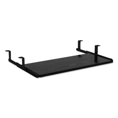 Black universal Keyboard tray