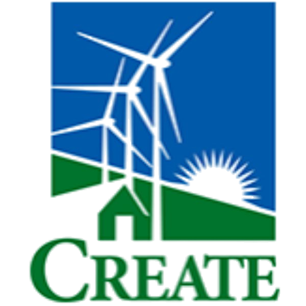 CREATE - Center for Renewable Energy Education Logo