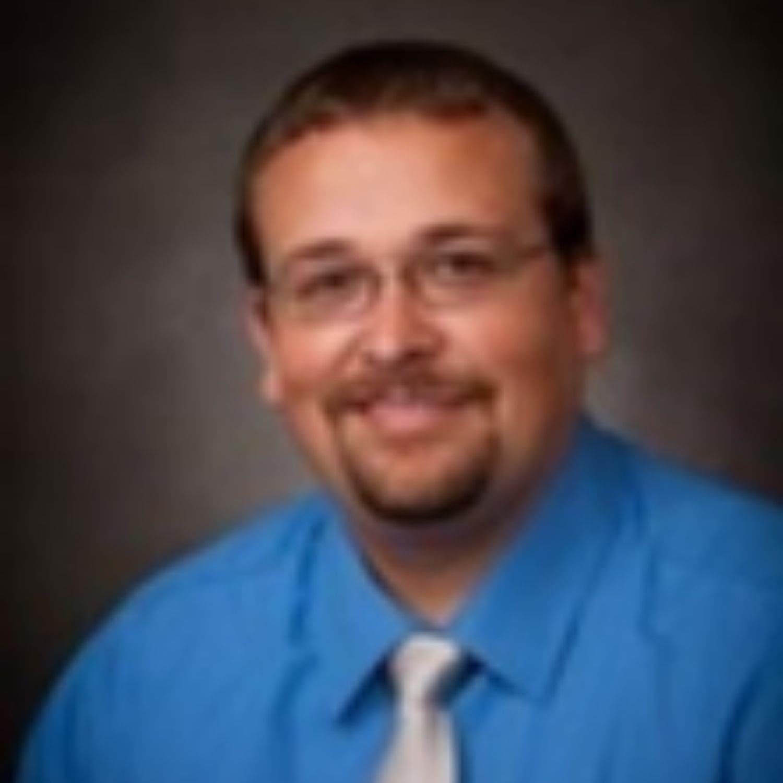 Daniel Lutat, Iowa Lakes Community College's Sustainable Energy Resources & Technologies Program Lead Faculty Member