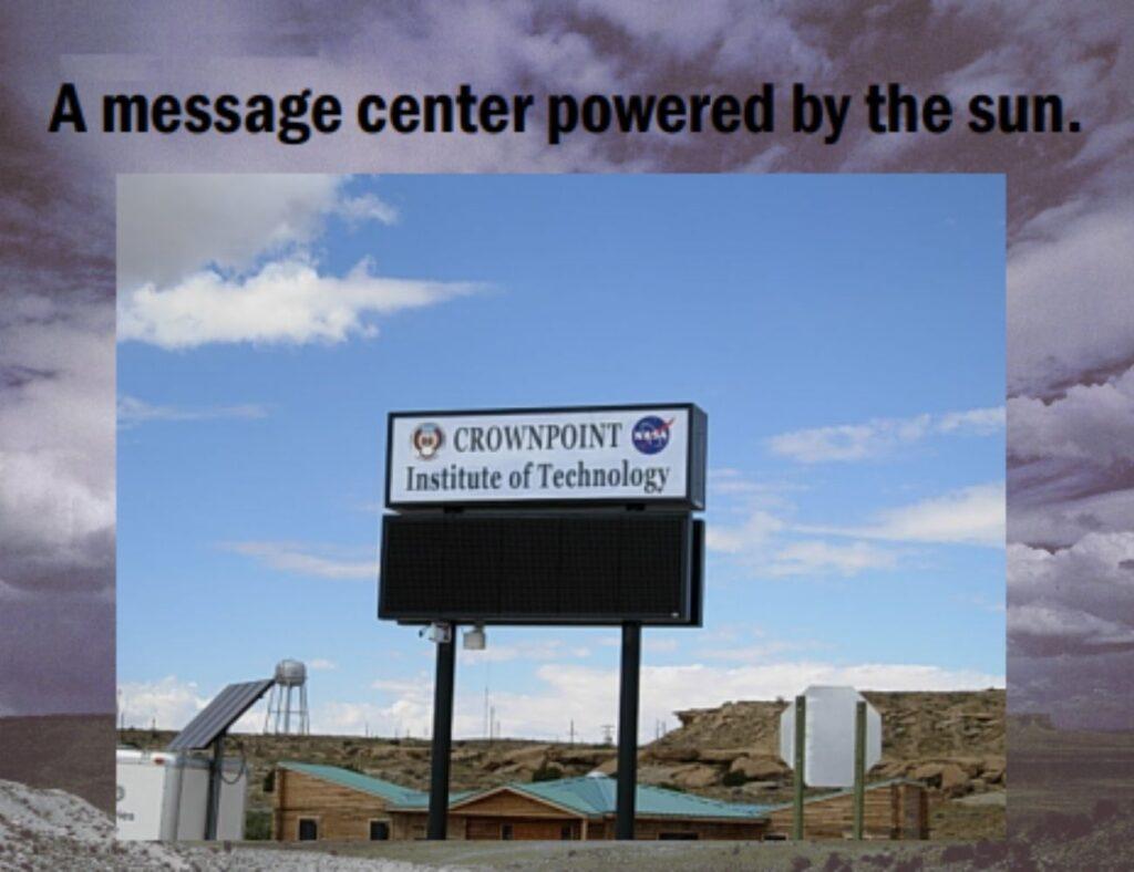 Navajo Solar Program