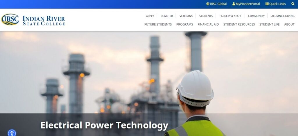 Indian River State College - Electrical Power Technology