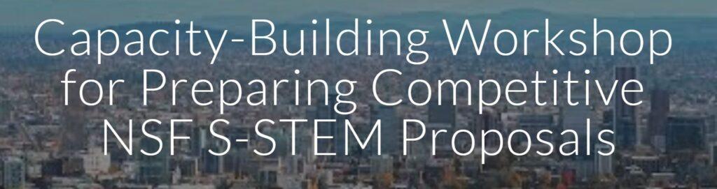 Capacity-Building Workshop