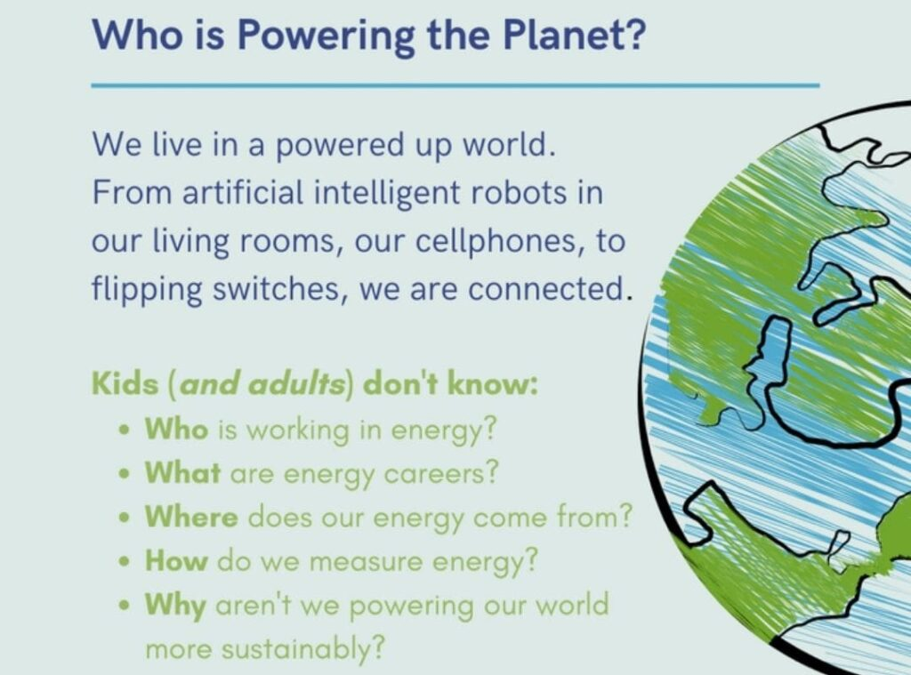 What is Powering the Plant?