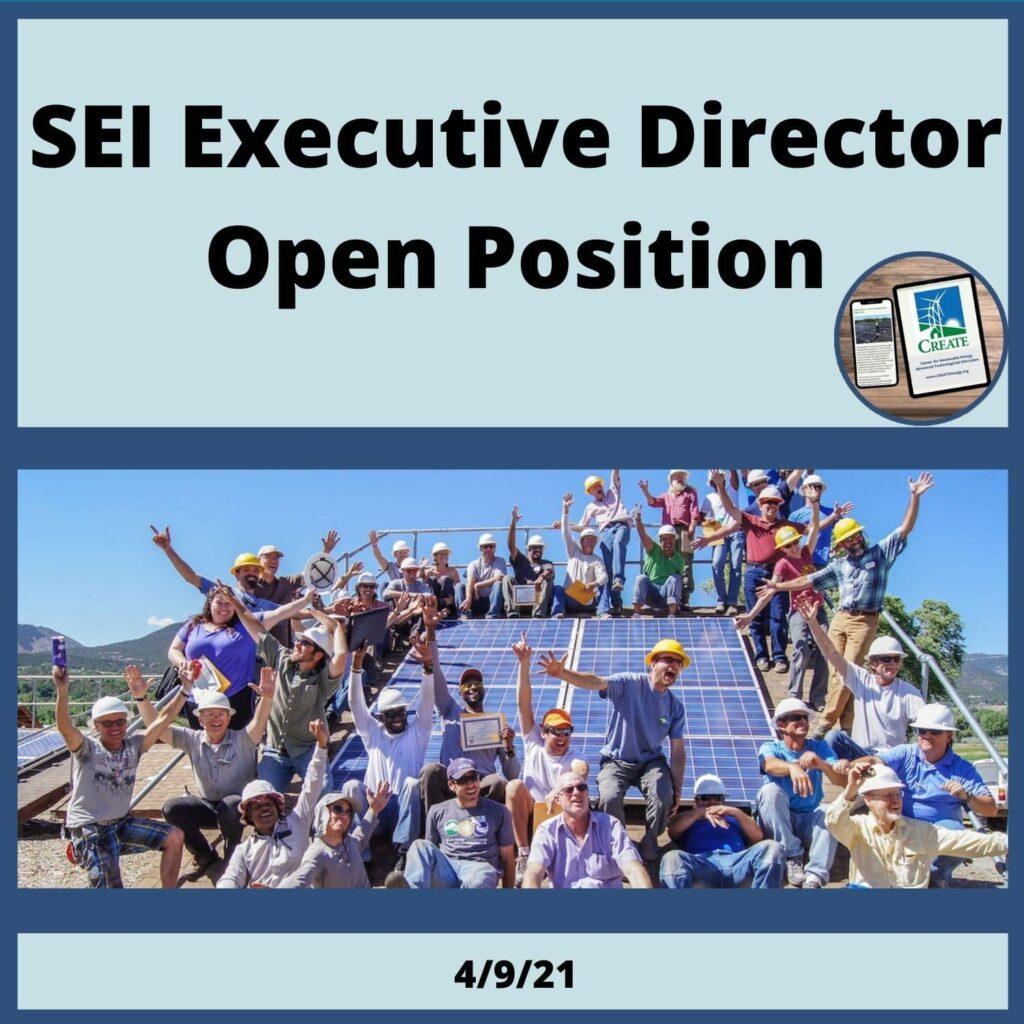 SEO Executive Director Open Position