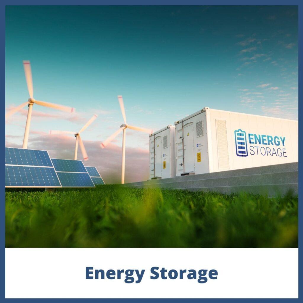 Energy Storage Job Task Analysis