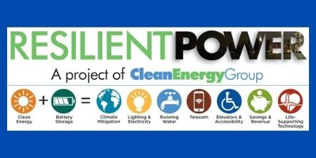 Resilient Power representing The Bad River Band Microgrid Webinar