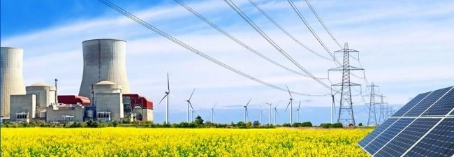 Electrical Wires and Wind Turbines